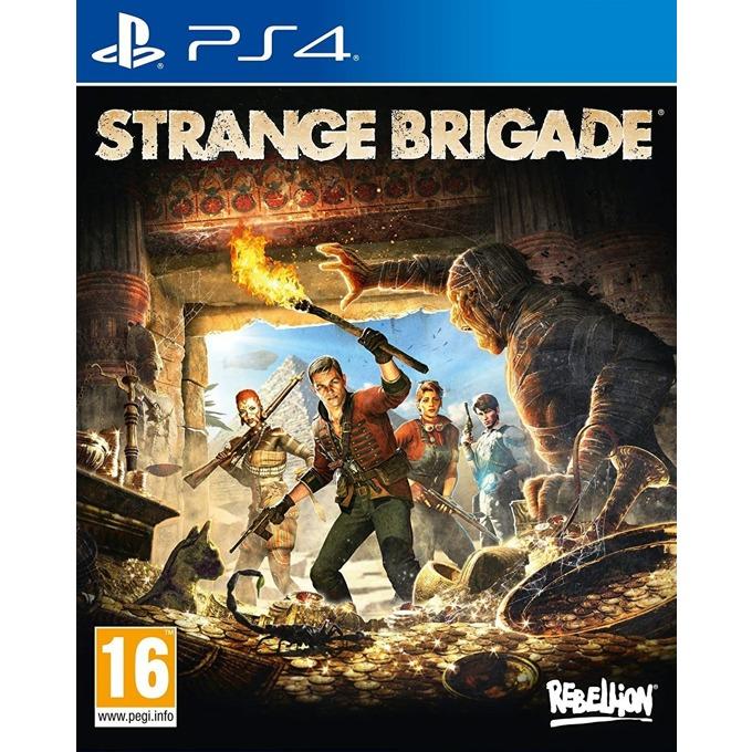 Игра за конзола Strange Brigade, за PS4 image