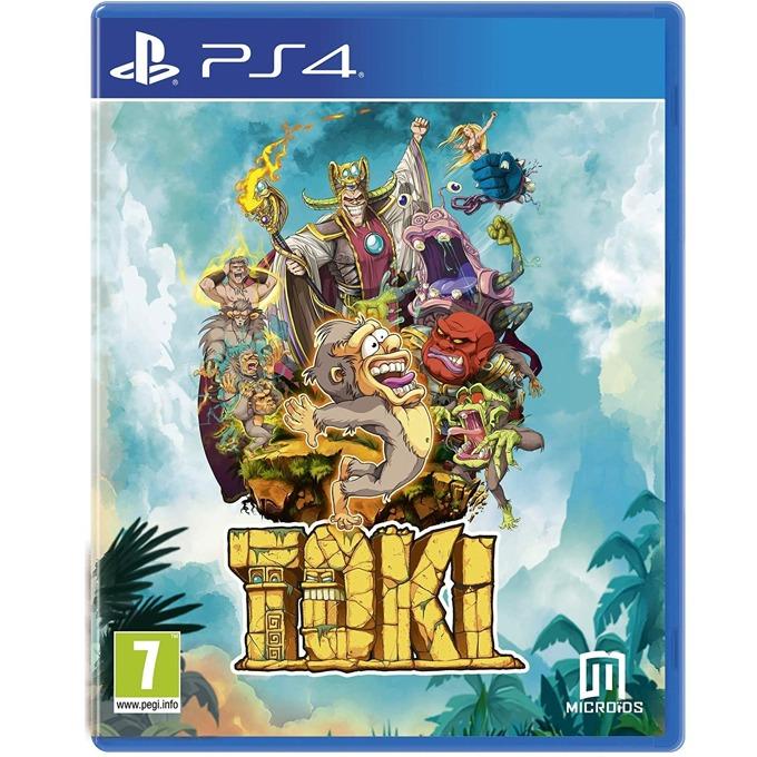 Игра за конзола Toki, за PS4 image