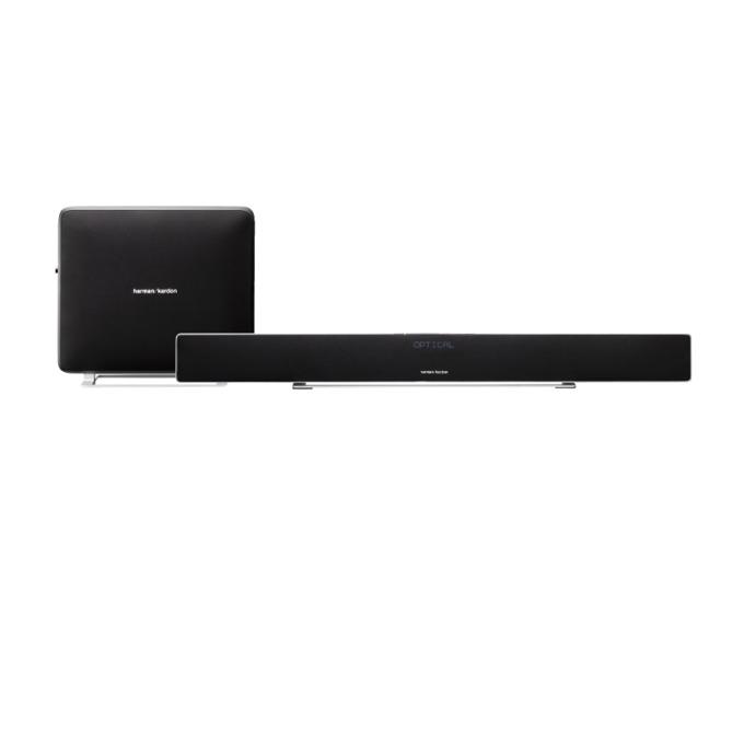 Soundbar система за домашно кино Harman Kardon SABRE SB35, 8.1, безжична, Bluetooth, 4 x HDMI, RMS (4 x 20W + 4 x 15W + 100W) image