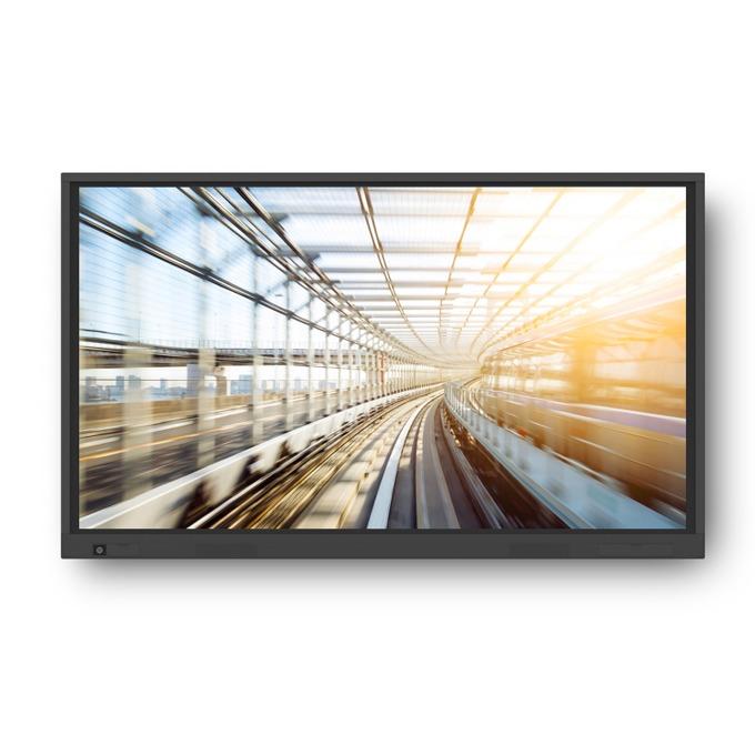 "Интерактивен дисплей Newline Interactive TruTouch TT-7518VN, 75"" (190.5cm) 4K UHD сензорен дисплей, Display Port, 4x HDMI, LAN, 4x USB, RS232 image"