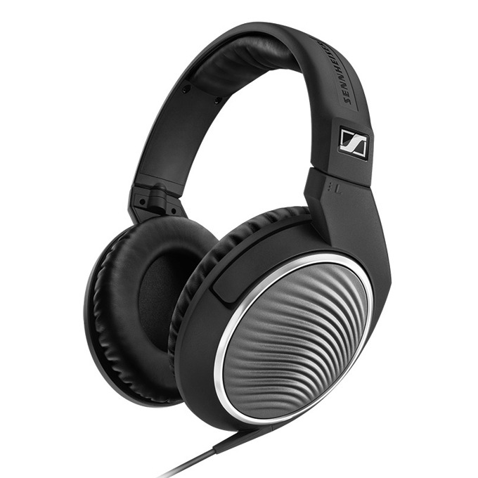 Слушалки Sennheiser HD 471i, 16Нz-24kНz честотен диапазон, 1.4 м кабел, черни image