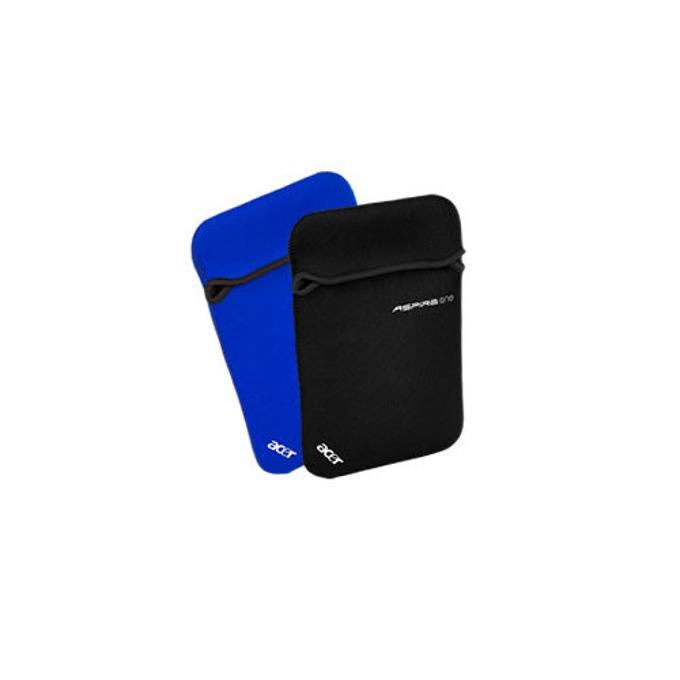 """Калъф Acer за таблет до 10.1"""" (25.65 cm), """"джоб"""", черен/син image"""