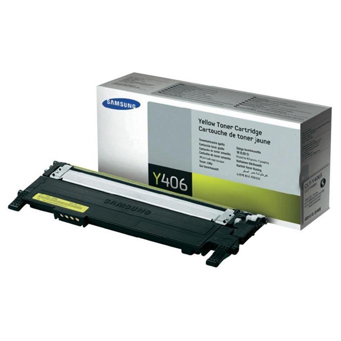 КАСЕТА ЗА SAMSUNG CLP360/365/CLX 3300/3305 - Yel… product