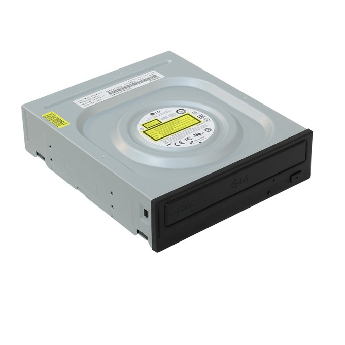 LG GH24NSD1 DVD-RW Double Layer Black Bulk