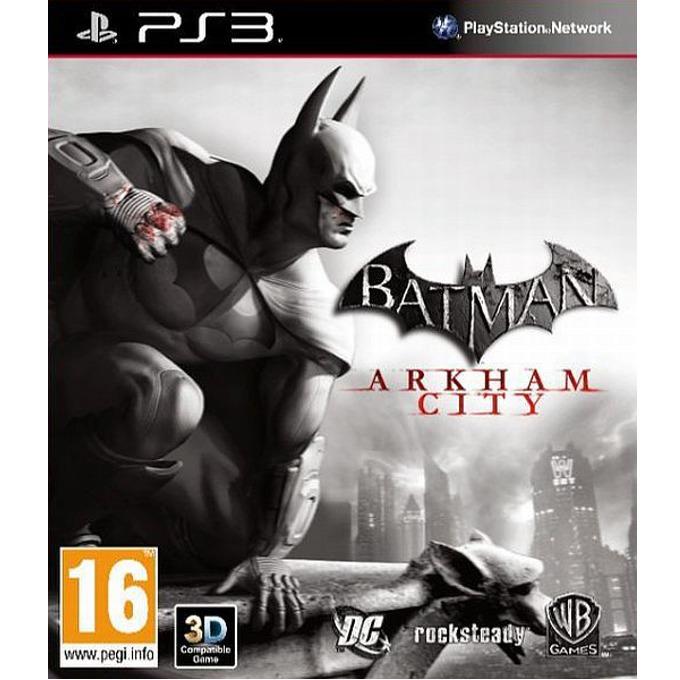 Игра за конзола Batman: Arkham City, за PlayStation 3 image