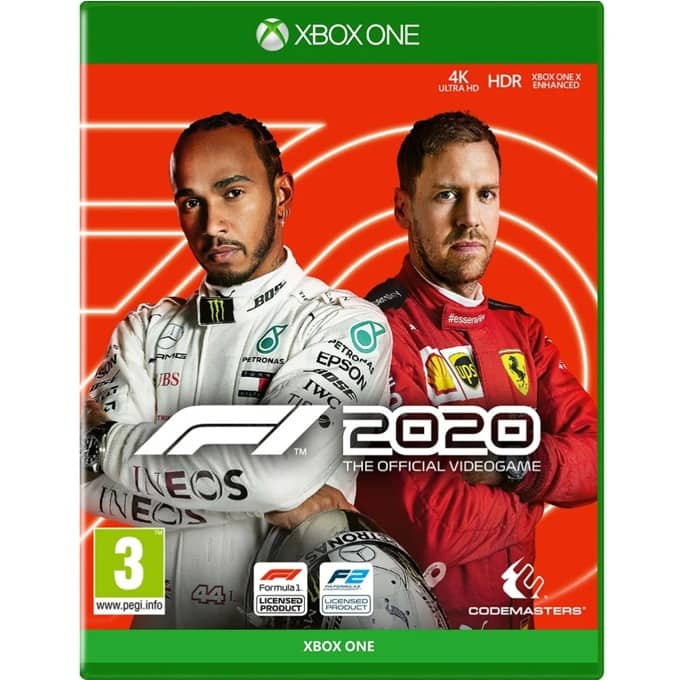 F1 2020 Xbox One product