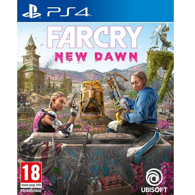 Far Cry New Dawn (PS4) product