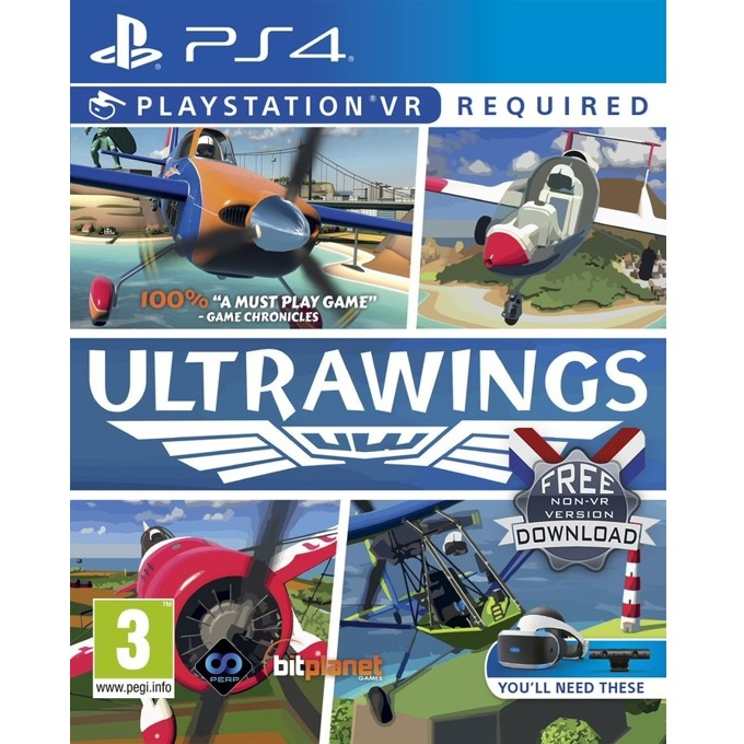 Ultrawings, за PS4 VR image