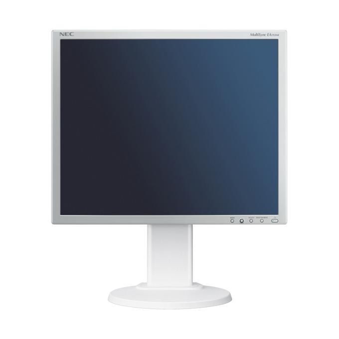 "Монитор NEC EA193Mi, 19"" (48.26 cm) IPS панел, SXGA, 6 ms, 25,000:1, 250 cd/m2, DisplayPort, DVI, VGA image"