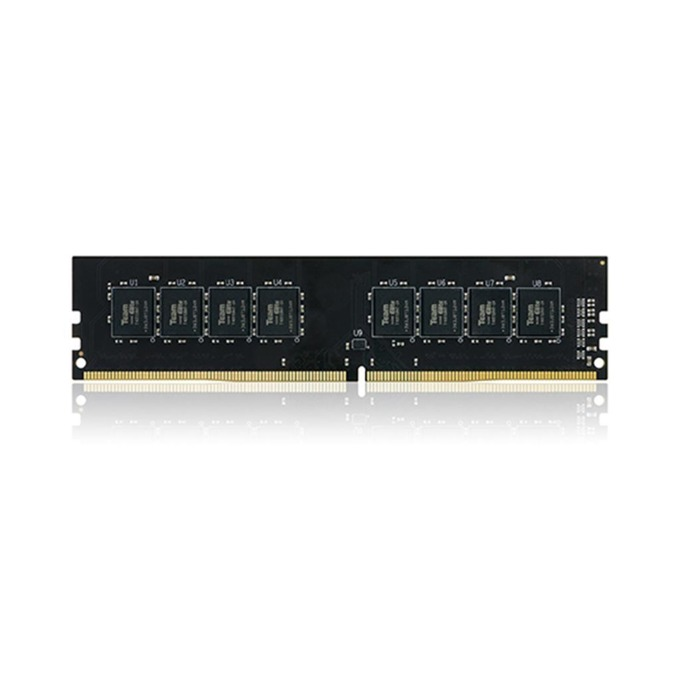 Памет 4GB DDR4 2666MHz, Team Group Elite TED44G2666C1901, 1.2V image