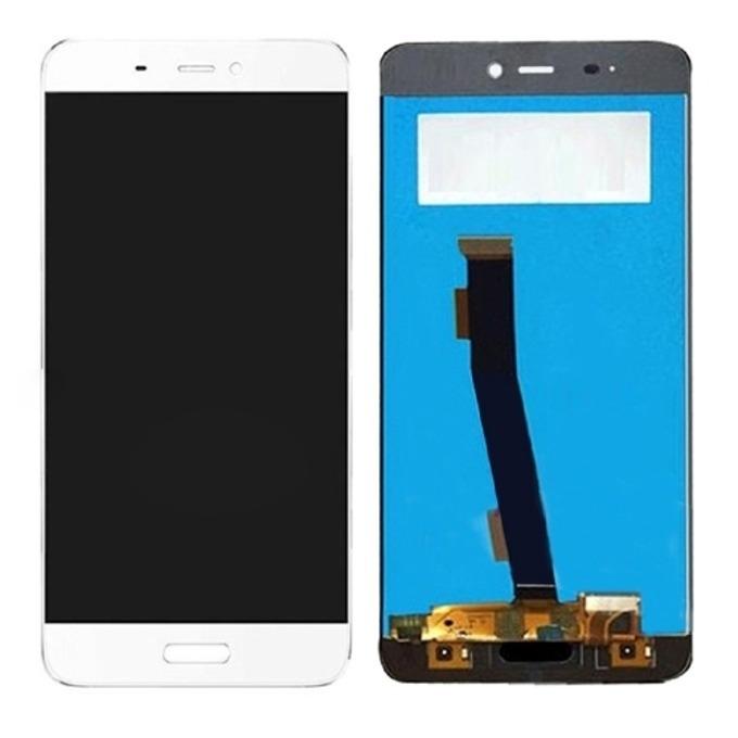 Дисплей за Xiaomi Mi5, LCD, с тъч, бял image