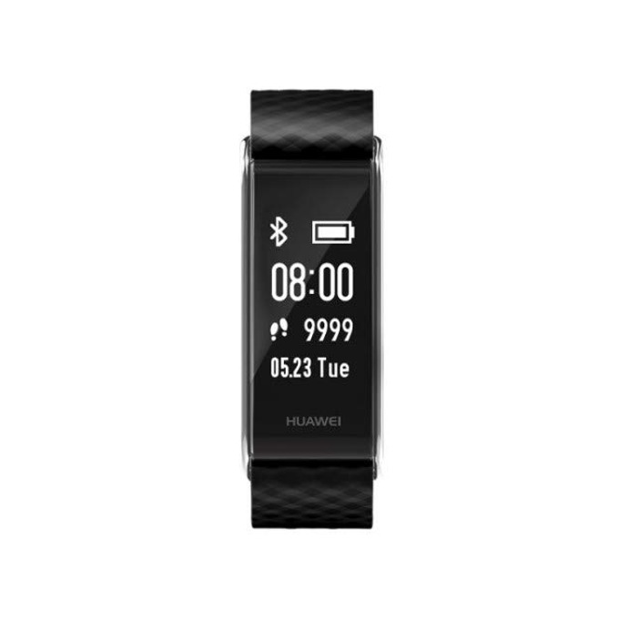 """Смарт часовник Huawei Band 3 Pro, 0.95"""" (2.41 cm) дисплей, водоустойчив, 100 mAh батерия, черен image"""