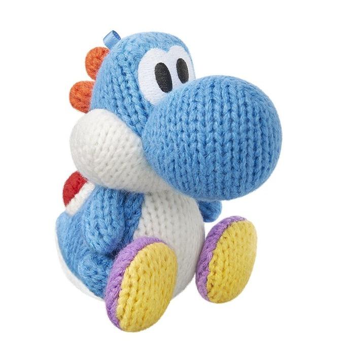 Nintendo Amiibo - Yoshis Woolly World Blue Yarn product