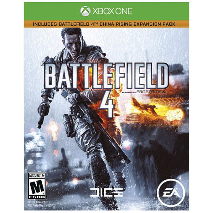 Игра за конзола Battlefield 4 Limited Edition, за Xbox 360 image