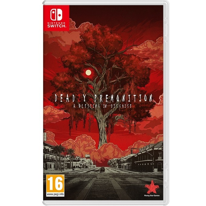 Игра за конзола Deadly Premonition 2: A Blessing in Disguise, за Nintendo Switch image
