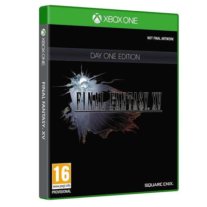 Final Fantasy XV - Day 1 Edition  product