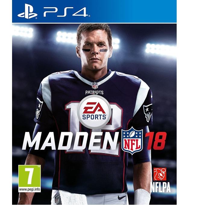 Игра за конзола Madden 18, за PS4 image