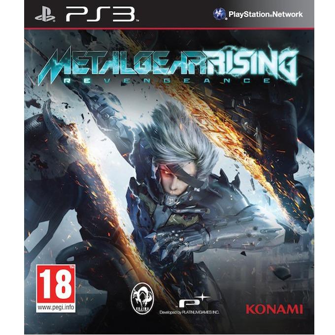 Игра за конзола Metal Gear Rising: Revengeance, за PlayStation 3 image