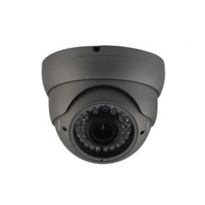 TVI камера irLAN DOL-TVI1080VFSF30MB, куполна камера, 2.4MP(1080p), 2.8-12mm обектив, IR осветеност (до 30 m), за външен монтаж image