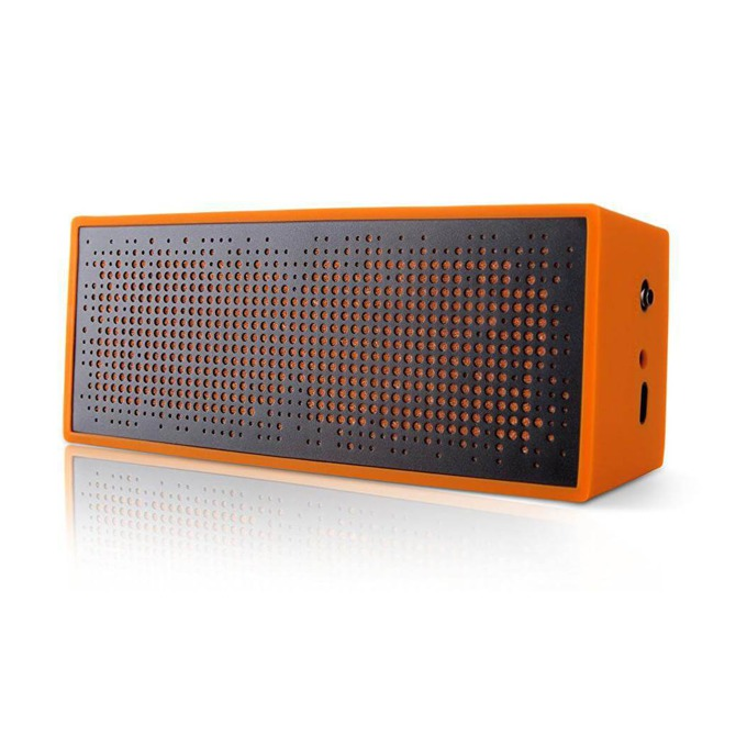 Тонколонa Antec SP1, 1.0, Bluetooth, USB, оранжева, вграден микрофон image