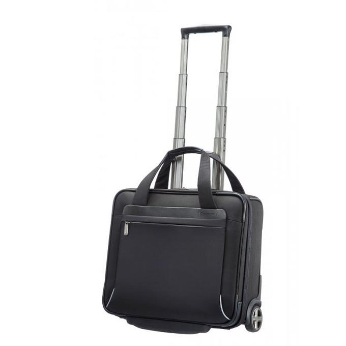 """Чанта за лаптопи Samsonite Spectrolite Business Case with Wheels до 15.6"""" (39.6 cm), черен image"""