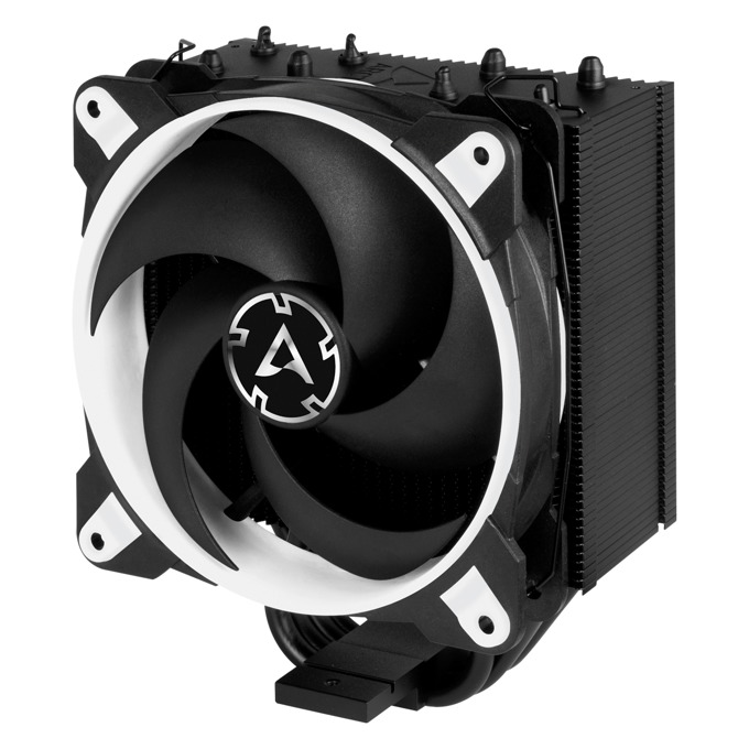 Охладител за процесор Arctic 34 eSports White ACFRE00057A, съвместимост със сокети LGA2066/2011-3/2011-0/1151/1150/1155/1156 & AM4 image