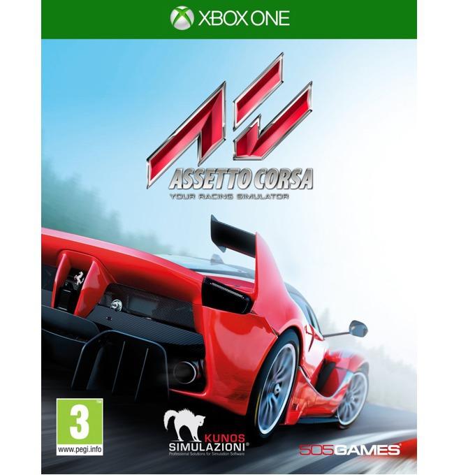 Игра за конзола Assetto Corsa, за Xbox One image