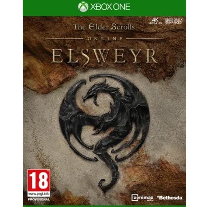 Игра за конзола The Elder Scrolls Online: Elsweyr, за Xbox One image