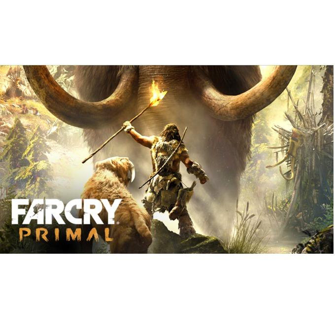 Игра за конзола Far Cry Primal Collector Edition, за PS4 image