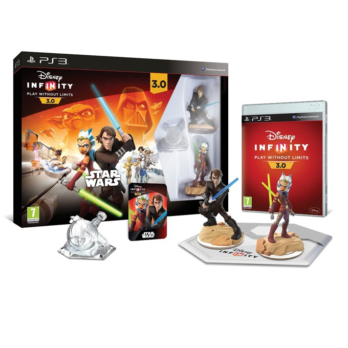 Disney Infinity 3.0: Star Wars Starter Pack, за PS3 image