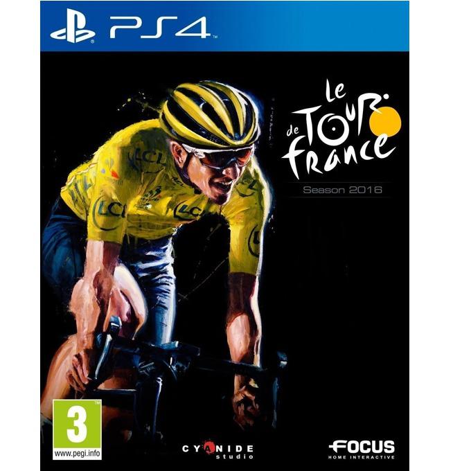 Игра за конзола Tour De France 2016, за PS4 image