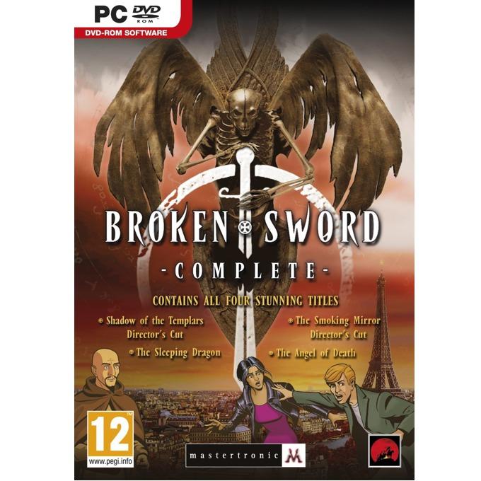 Broken Sword Complete Edition, за PC image