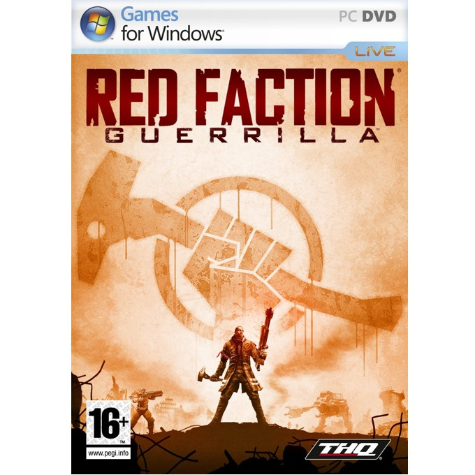 Red Faction: Guerrilla, за PC image