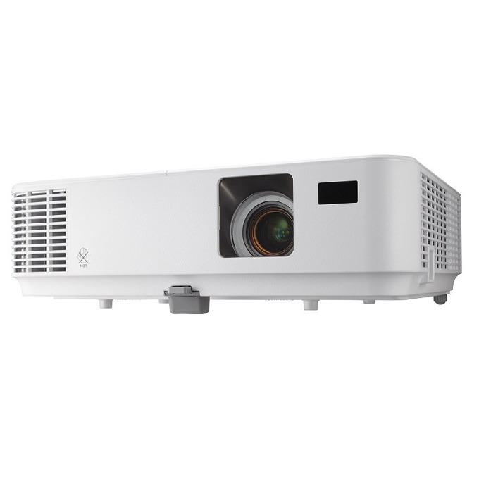 Проектор NEC V302X, DLP, 3D ready, HD (1920 x 1080), 10 000:1, 3000 ANSI lm, HDMI, D-sub, mini USB, RJ-45 image