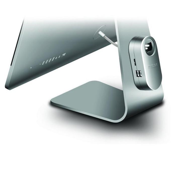 USB Хъб Mobee The Magic Hub, iMac, USB 3.0, 4 port image
