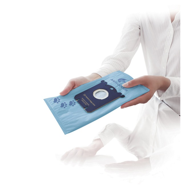 Торби за прах Philips FC8023/04, 4x s-bag, против миризми image