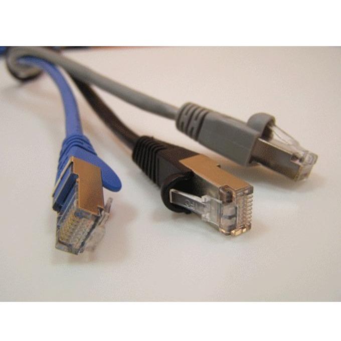 Пач кабел ACnetPLUS, FTP, Cat 5e, 5m, сив image