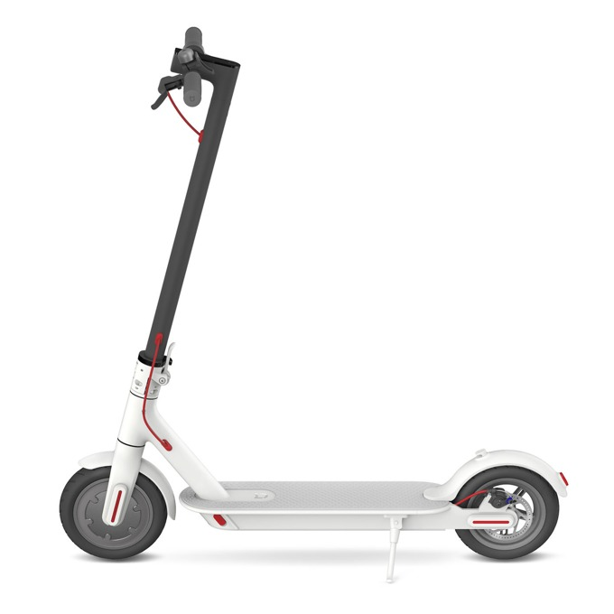 Xiaomi Скутер Mi Electric Scooter White FBC4003GL