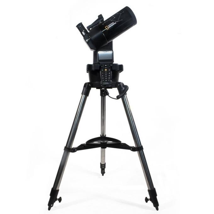 Телескоп Bresser National Geographic 90/1250 GOTO, 100x оптично увеличение image