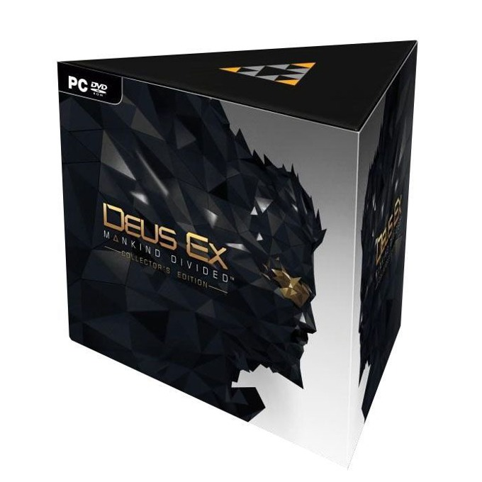Deus Ex: Mankind Divided Collectors Edition, за PC image