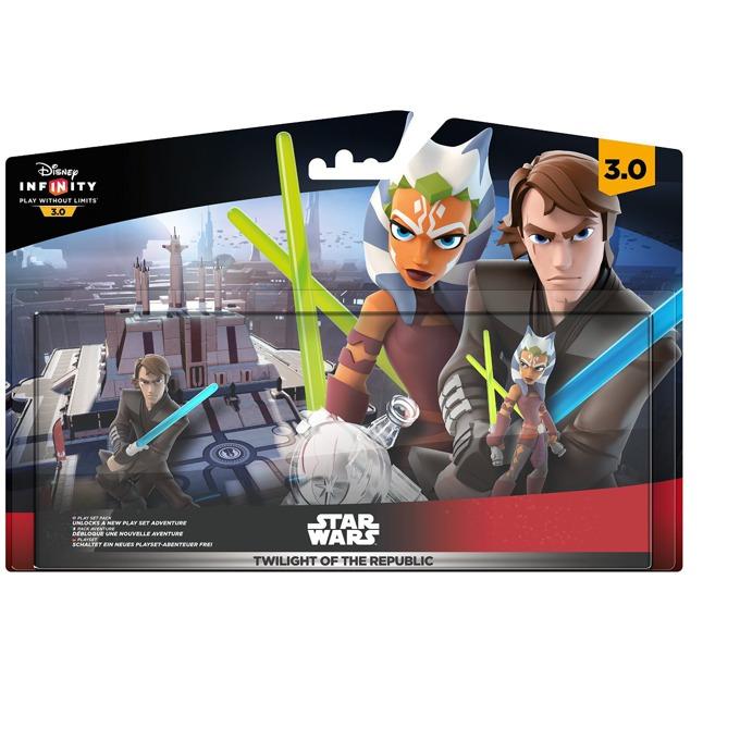 Disney Infinity 3.0: Star Wars Twilight of the Republic Play Set, за PS3/PS4, Wii U, XBOX 360/XBOX ONE, PC image