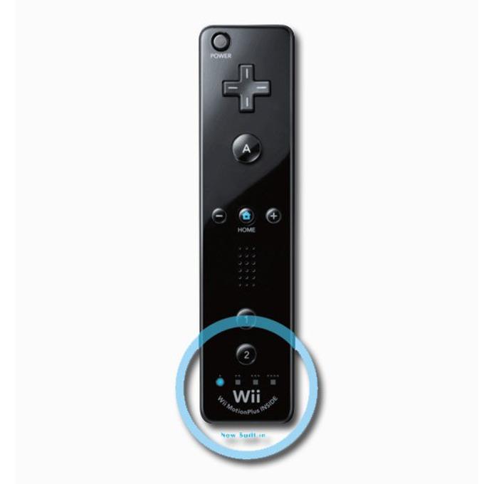 Nintendo Wii U Remote Plus - Black product