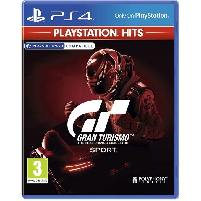 Игра за конзола Gran Turismo Sport, за PS4 image