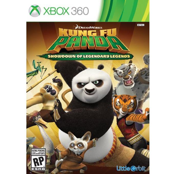Игра за конзола Kung Fu Panda: Showdown of Legendary Legends, за Xbox 360 image