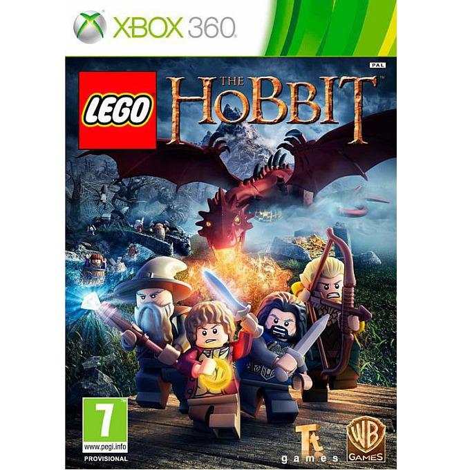 Игра за конзола LEGO: The Hobbit, за XBOX360 image