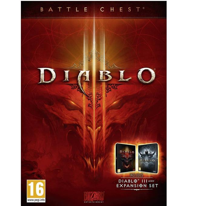 Игра Diablo III Battlechest, за PC image