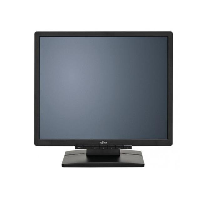 "Монитор 19"" (48.26 cm) Fujitsu E19-7, (5:4) IPS екран, 8ms, 2 000 000:1, 250 cd/m2, DVI image"