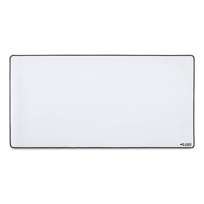 Подложка за мишка Glorious 3XL Extended, гейминг, бял, 1220 x 610 x 3 mm image