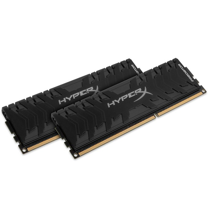 Памет 2x8GB DDR4 3200MHz, Kingston HyperX Predator (HX432C16PB3K2/16), 1.35 V image
