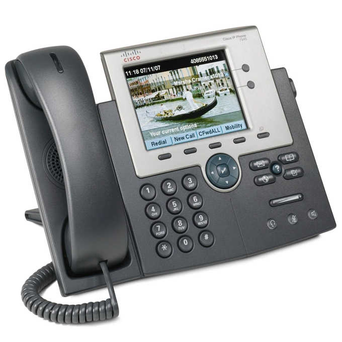 VoIP Телефон Cisco 7945 Color Display spare